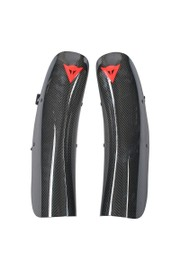 WC CARBON SHIN GUARD - Knieschutz
