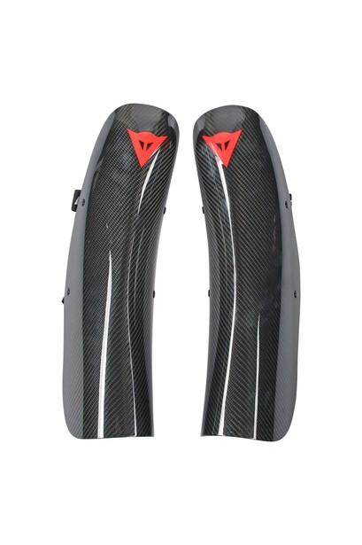 WC CARBON SHIN GUARD - Knees