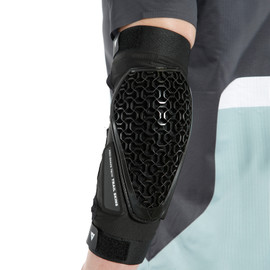 TRAIL SKINS PRO ELBOW GUARDS BLACK- New arrivals