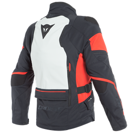 CARVE MASTER 2 D-AIR GORE-TEX® JACKET BLACK/LIGHT-GRAY/RED- D-air