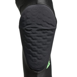TRAIL SKINS LITE KNEE GUARDS BLACK- Genoux