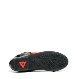 DINAMICA AIR SHOES BLACK/FLAME-ORANGE/ANTHRACITE- Tessuto