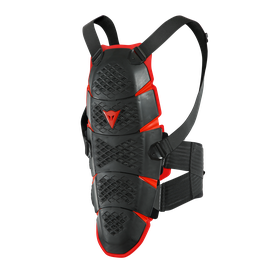 PRO-SPEED BACK - MEDIUM BLACK/RED
