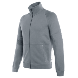 DAINESE FULL-ZIP SWEATSHIRT IRON-GATE- Casual Wear
