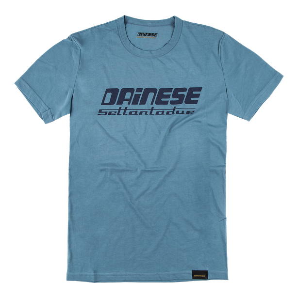 SETTANTADUE T-SHIRT LIGHT-BLUE- Dainese72