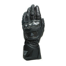 DRUID 3 GLOVES BLACK/BLACK- Leder