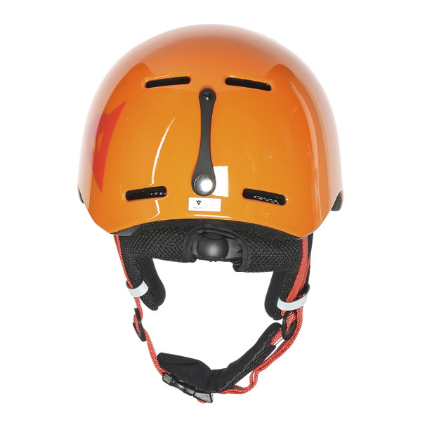 B-ROCKS HELMET AUTUMN-GLORY/LIGHT-RED- Helmets