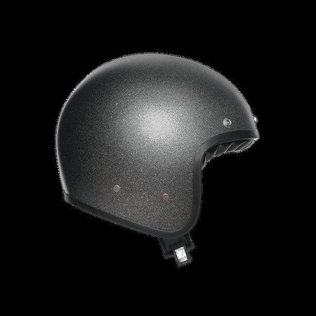 X70 MONO E2205 - FLAKE GREY (STARDUST GREY) - Cascos