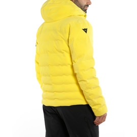 SKI DOWNJACKET SPORT VIBRANT-YELLOW- Downjackets