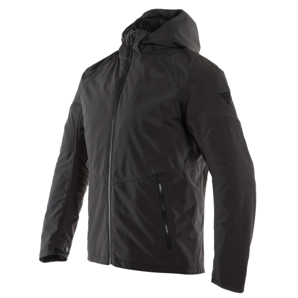 SAINT GERMAIN GORE-TEX JACKET JET-BLACK- Gore-Tex®