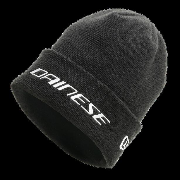 DAINESE CUFF BEANIE BLACK- Caps & Hats