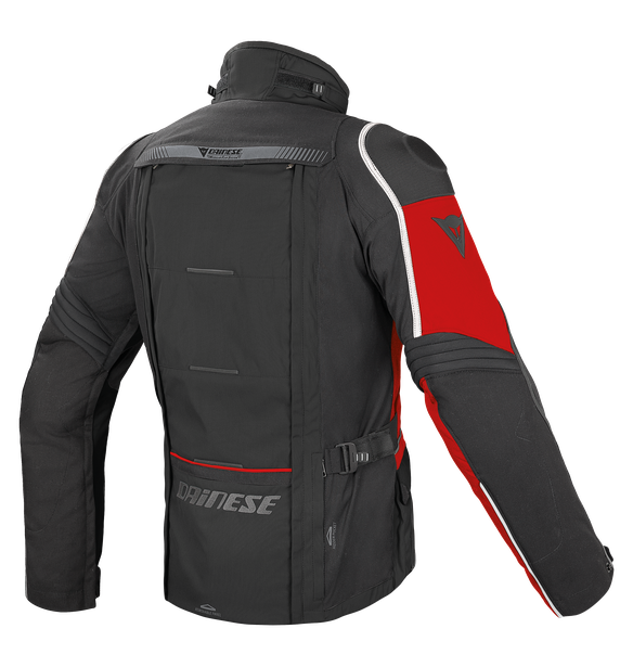 D-EXPLORER GORE-TEX® BLACK/RED- Gore-Tex®