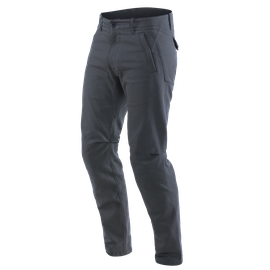 CHINOS TEX PANTS BLUE- Pantaloni