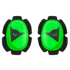 PISTA KNEE SLIDER FLUO-GREEN/BLACK- Knieschutz