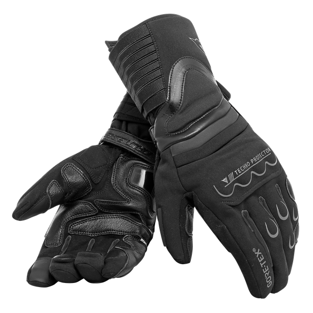 SCOUT 2 GORE-TEX® GLOVES BLACK/BLACK/BLACK- Gore-Tex®