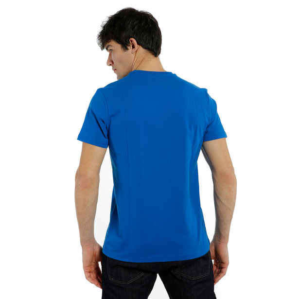 T-SHIRT PADDOCK TRACK  SKY-DIVER/WHITE- Casual Wear