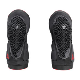 TRAIL SKINS 2 KNEE GUARDS BLACK- Schutz