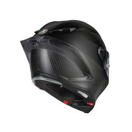 PISTA GP R MONO ECE DOT - MATT CARBON - Pista GP R