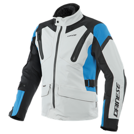 TONALE D-DRY JACKET GLACIER-GRAY/PERFORMANCE-BLUE/BLACK