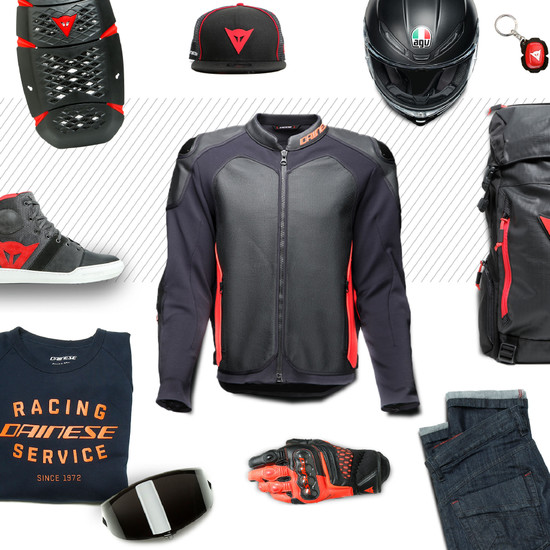 Dainese Back to work Sport