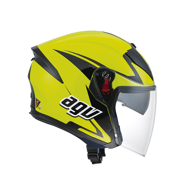 K-5 JET E2205 MULTI - THREESIXTY YELLOW FLUO/BLACK - Jet