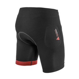 SCARABEO SHORTS BLACK/RED- New arrivals
