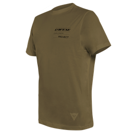 T-SHIRT ADVENTURE LONG  MILITARY-OLIVE/BLACK