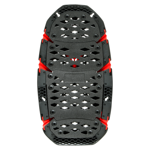 PRO-SPEED G3 - PER GIACCHE PREDISPOSTE BLACK/RED- Schiena