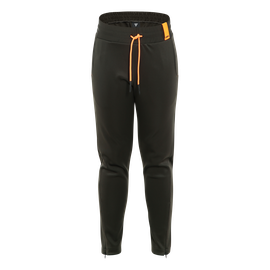 AWA BLACK SOFT PANTS NINE-IRON