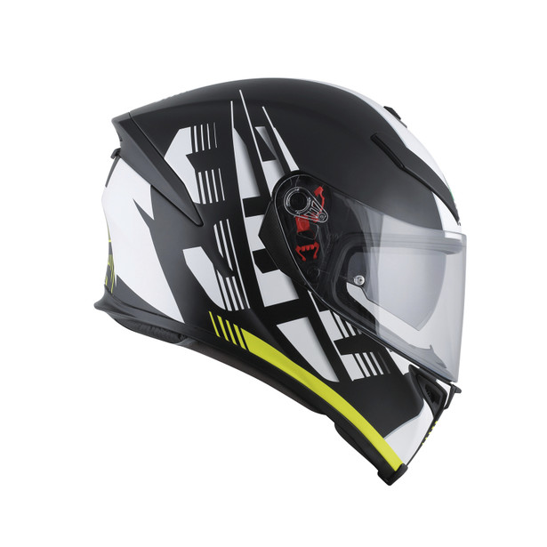 K-5 S E2205 MULTI - DARKSTORM MATT BLACK/YELLOW - K-5 S